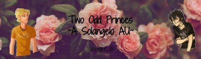 Two Odd Princes ~A Solaneglo AU~