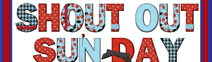 Shout Out Sunday