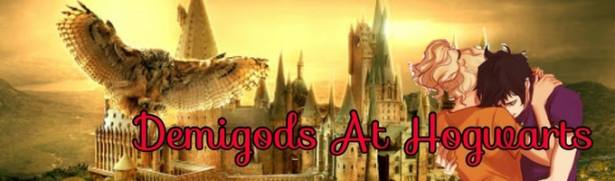 Demigods at Hogwarts (Book One)