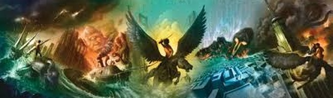Ask Percy Jackson Characters!
