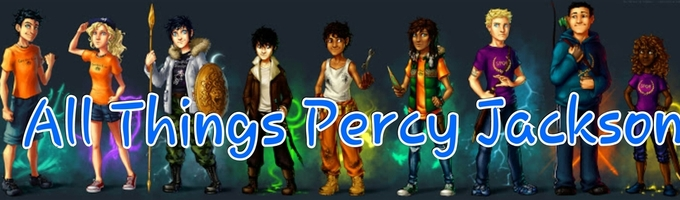 All Things Percy Jackson
