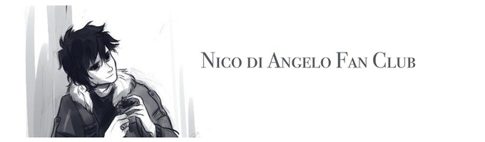 Nico Di Angelo Fan Club
